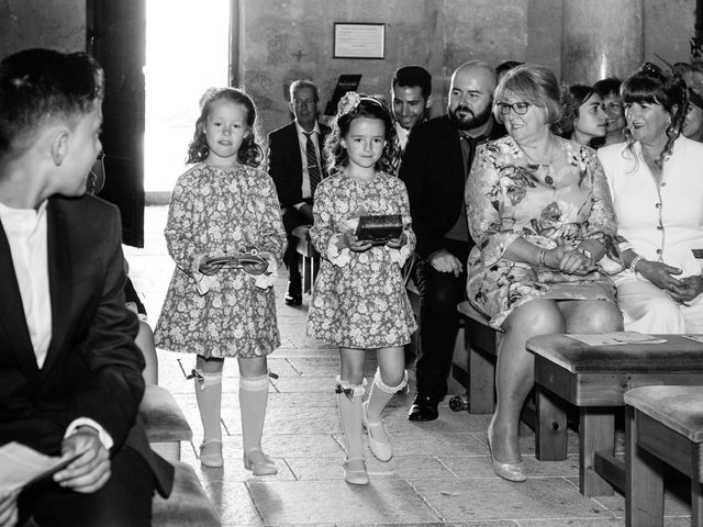 La boda de Santi y Laura en Baños De Cerrato, Palencia 33