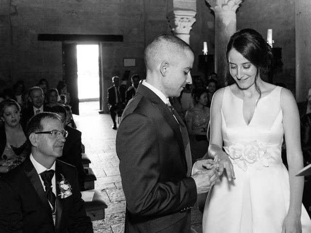 La boda de Santi y Laura en Baños De Cerrato, Palencia 34