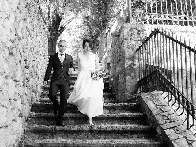 La boda de Santi y Laura en Baños De Cerrato, Palencia 42