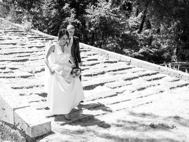 La boda de Santi y Laura en Baños De Cerrato, Palencia 46