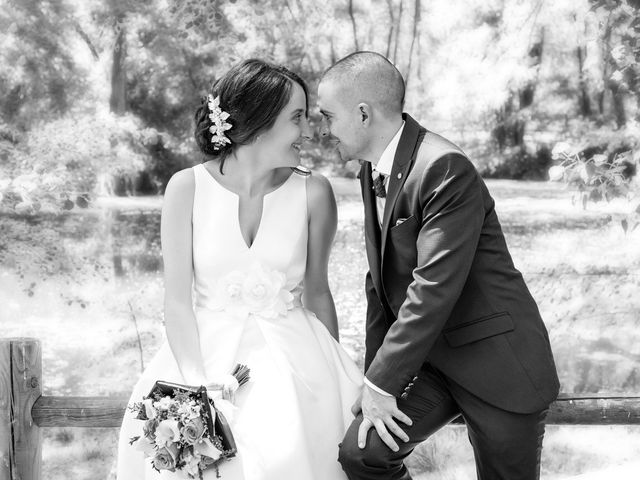 La boda de Santi y Laura en Baños De Cerrato, Palencia 47