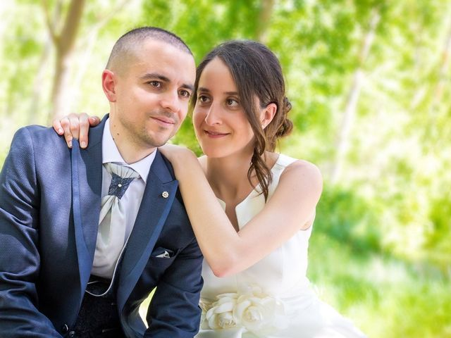 La boda de Santi y Laura en Baños De Cerrato, Palencia 48