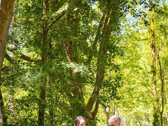 La boda de Santi y Laura en Baños De Cerrato, Palencia 50