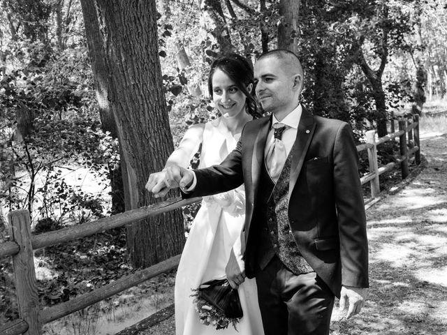 La boda de Santi y Laura en Baños De Cerrato, Palencia 51