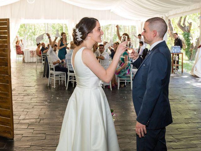 La boda de Santi y Laura en Baños De Cerrato, Palencia 59