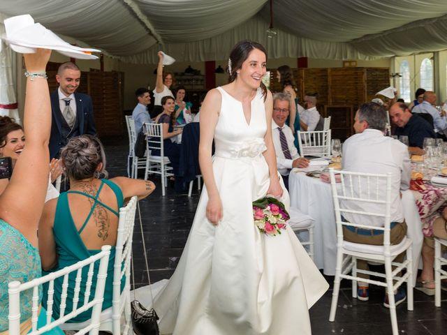La boda de Santi y Laura en Baños De Cerrato, Palencia 60