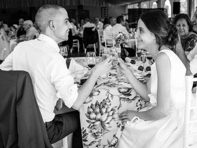 La boda de Santi y Laura en Baños De Cerrato, Palencia 63