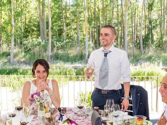 La boda de Santi y Laura en Baños De Cerrato, Palencia 64