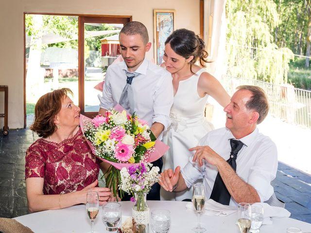 La boda de Santi y Laura en Baños De Cerrato, Palencia 66