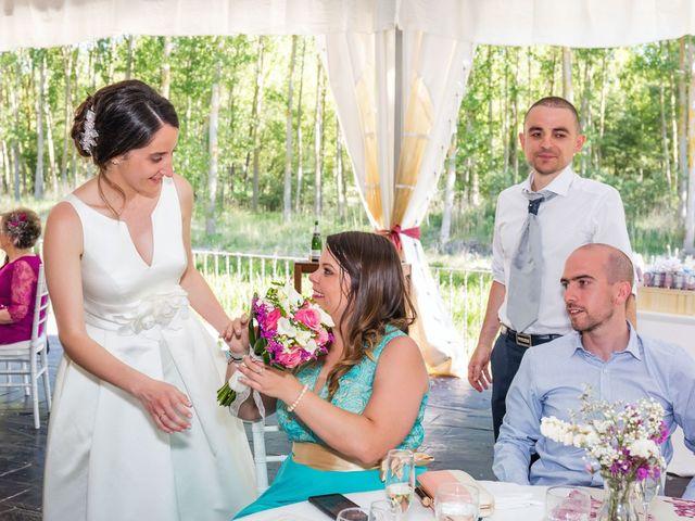 La boda de Santi y Laura en Baños De Cerrato, Palencia 68