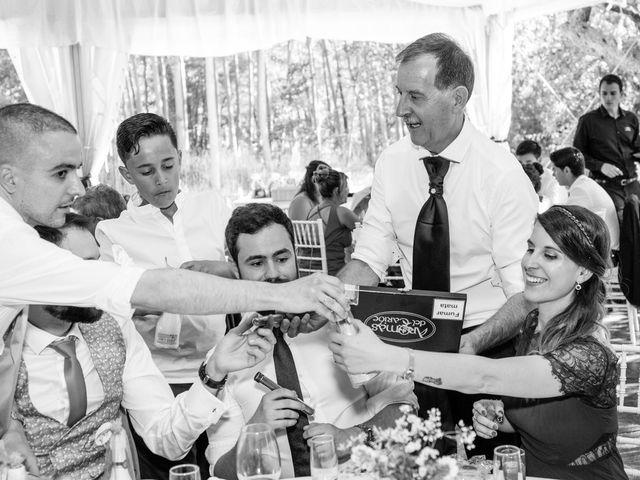 La boda de Santi y Laura en Baños De Cerrato, Palencia 70