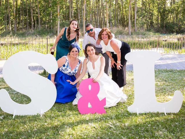 La boda de Santi y Laura en Baños De Cerrato, Palencia 71