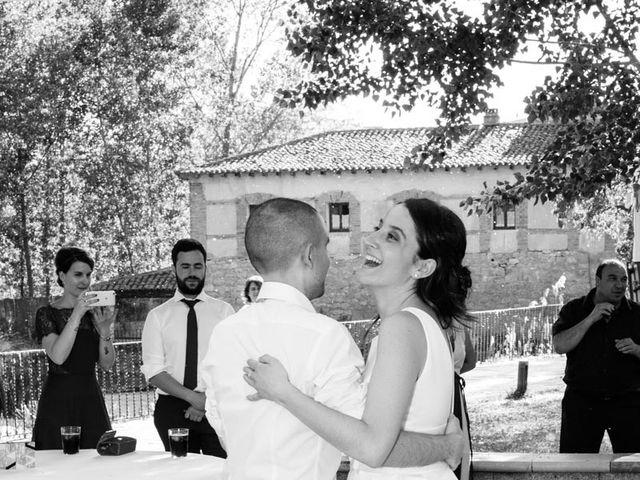 La boda de Santi y Laura en Baños De Cerrato, Palencia 72