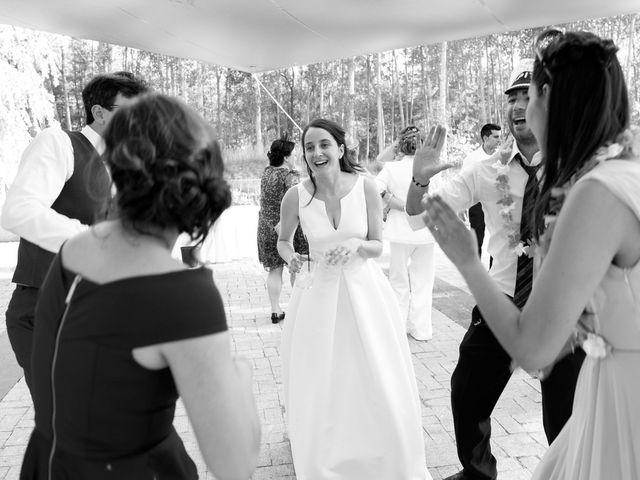 La boda de Santi y Laura en Baños De Cerrato, Palencia 82