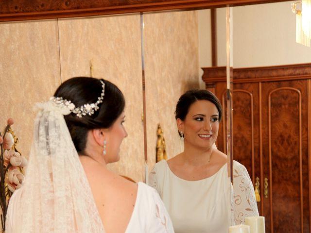 La boda de Antonio Blas y Maria Teresa en Bailen, Jaén 4