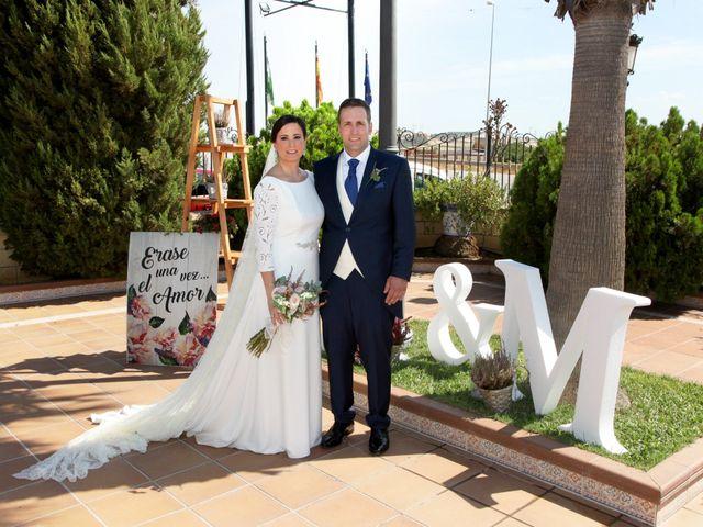 La boda de Antonio Blas y Maria Teresa en Bailen, Jaén 2