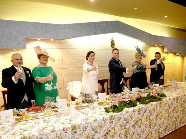 La boda de Antonio Blas y Maria Teresa en Bailen, Jaén 12