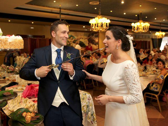 La boda de Antonio Blas y Maria Teresa en Bailen, Jaén 13