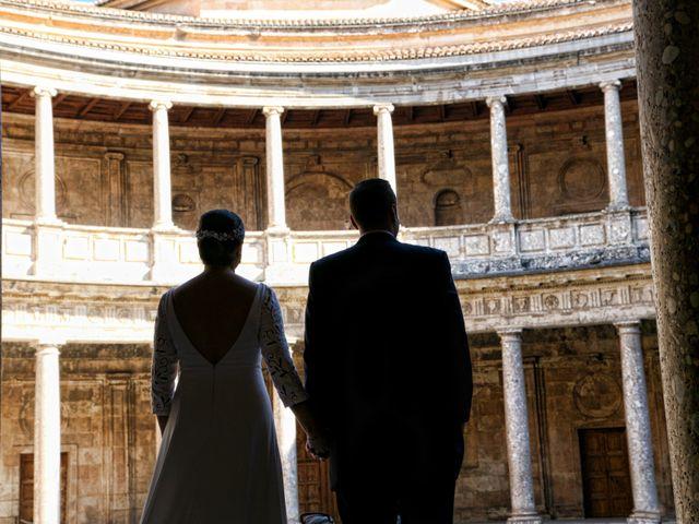 La boda de Antonio Blas y Maria Teresa en Bailen, Jaén 16