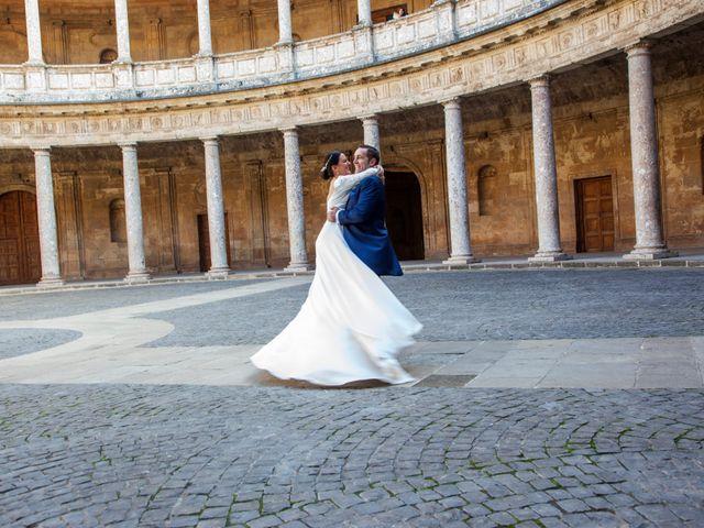 La boda de Antonio Blas y Maria Teresa en Bailen, Jaén 17