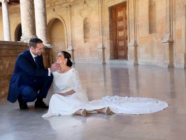La boda de Antonio Blas y Maria Teresa en Bailen, Jaén 20