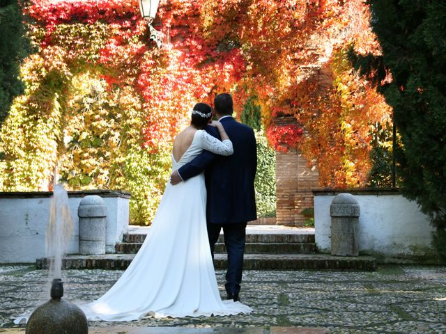 La boda de Antonio Blas y Maria Teresa en Bailen, Jaén 22