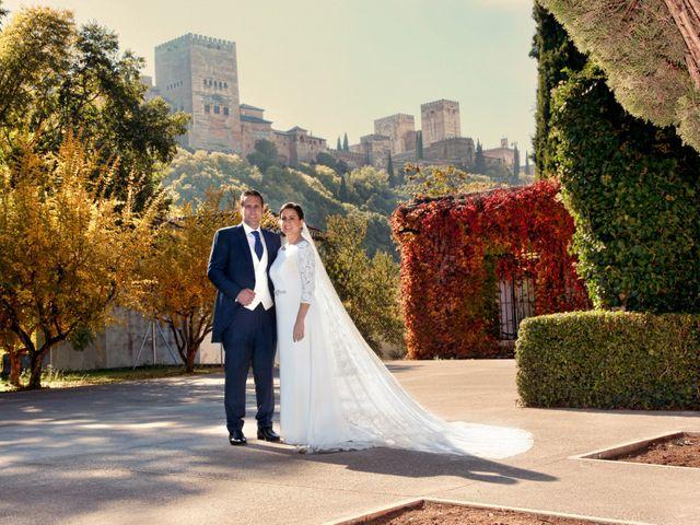 La boda de Antonio Blas y Maria Teresa en Bailen, Jaén 23