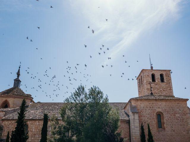 La boda de Gonzalo y Paloma en Belmonte, Cuenca 3