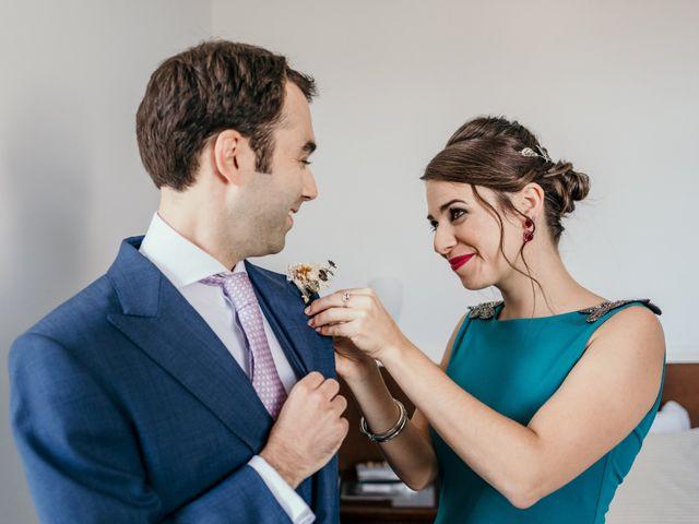 La boda de Gonzalo y Paloma en Belmonte, Cuenca 12