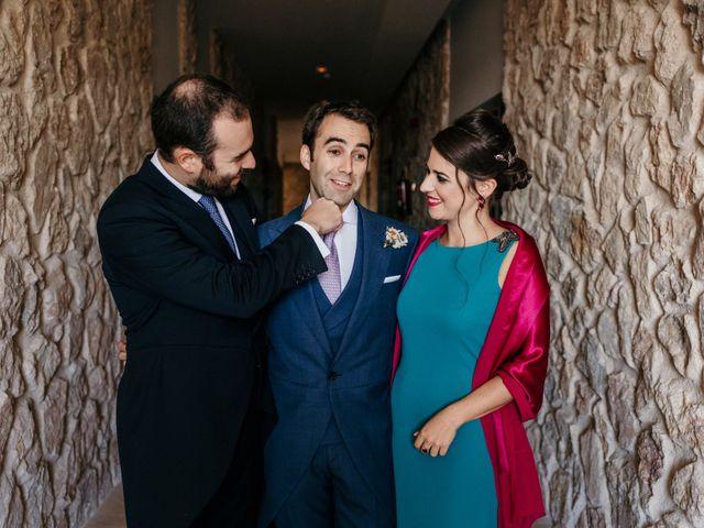 La boda de Gonzalo y Paloma en Belmonte, Cuenca 15