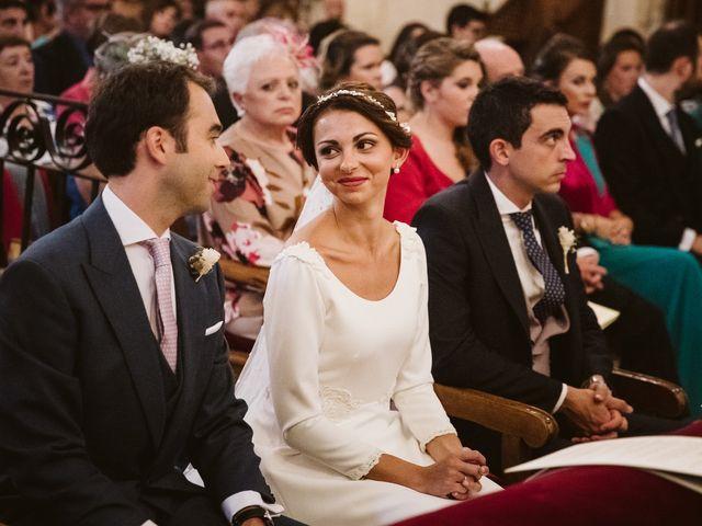 La boda de Gonzalo y Paloma en Belmonte, Cuenca 43