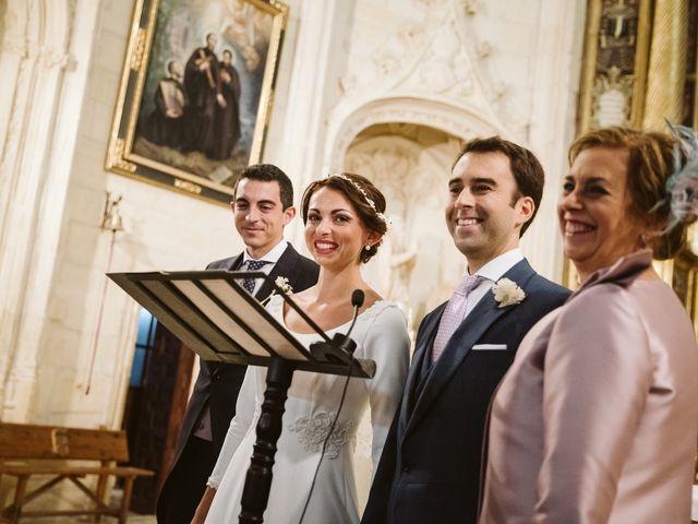 La boda de Gonzalo y Paloma en Belmonte, Cuenca 44