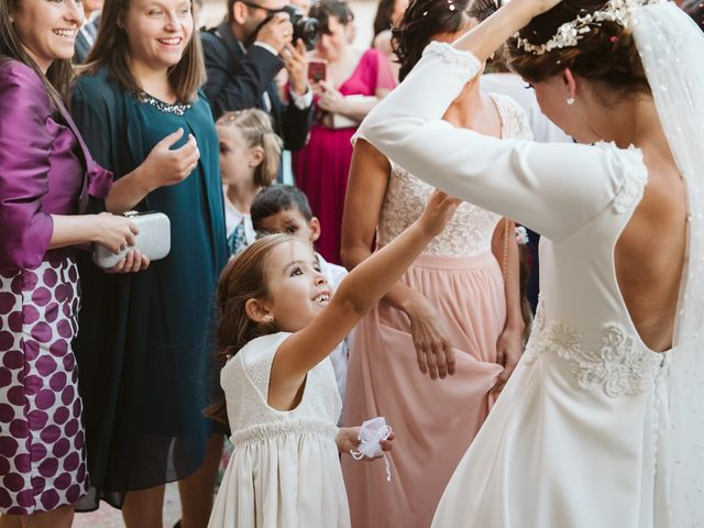 La boda de Gonzalo y Paloma en Belmonte, Cuenca 53