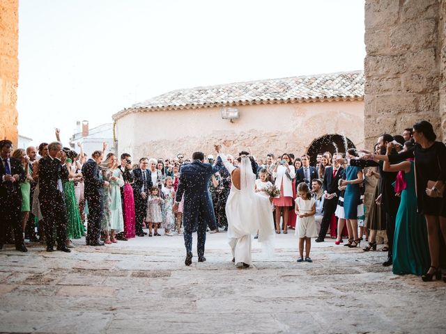 La boda de Gonzalo y Paloma en Belmonte, Cuenca 54