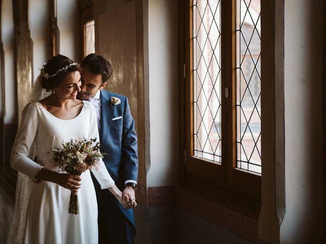 La boda de Gonzalo y Paloma en Belmonte, Cuenca 56