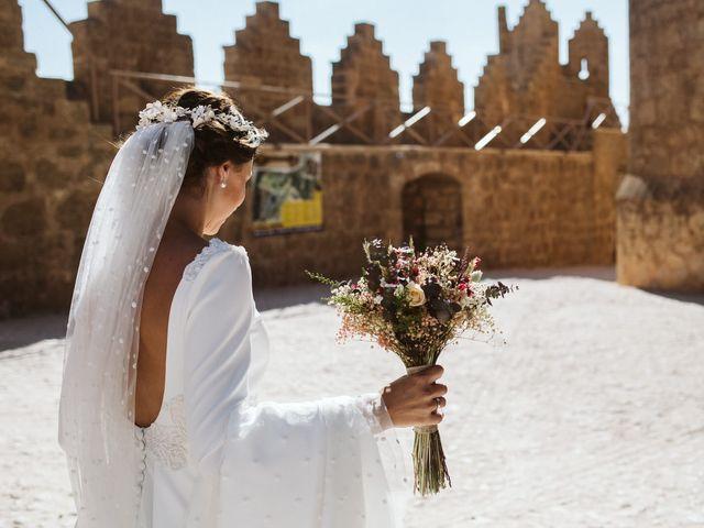 La boda de Gonzalo y Paloma en Belmonte, Cuenca 57