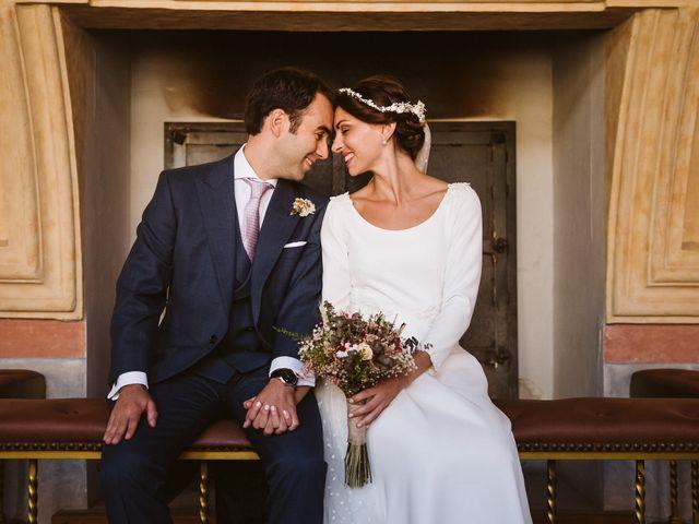 La boda de Gonzalo y Paloma en Belmonte, Cuenca 58
