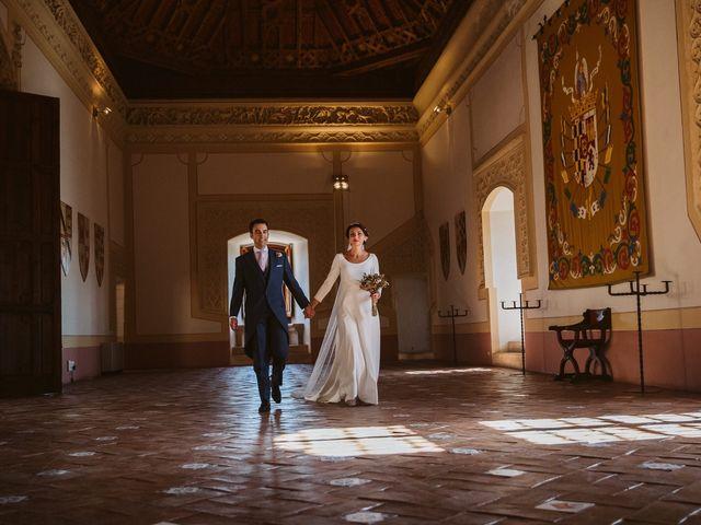 La boda de Gonzalo y Paloma en Belmonte, Cuenca 60