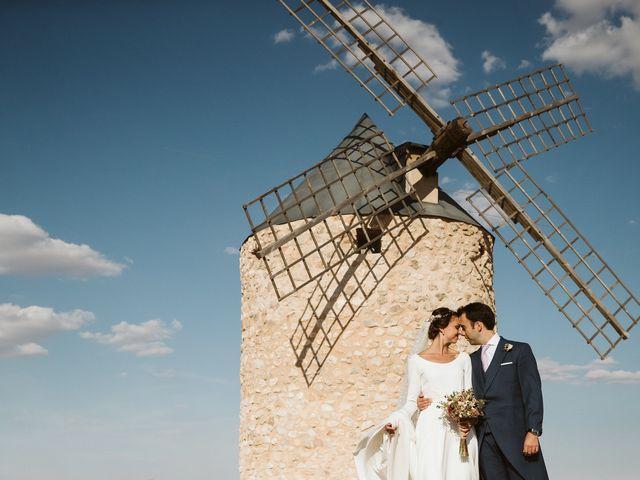La boda de Gonzalo y Paloma en Belmonte, Cuenca 67