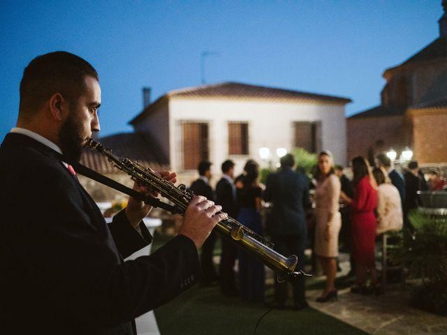 La boda de Gonzalo y Paloma en Belmonte, Cuenca 71