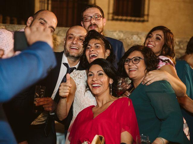 La boda de Gonzalo y Paloma en Belmonte, Cuenca 76