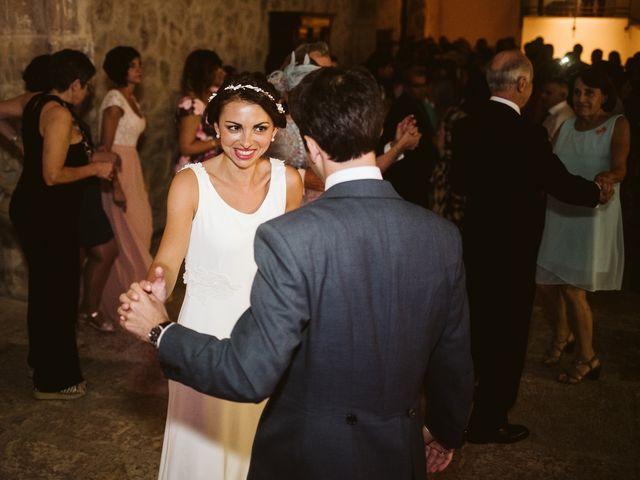 La boda de Gonzalo y Paloma en Belmonte, Cuenca 93