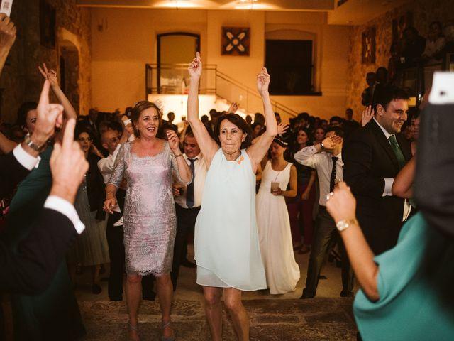 La boda de Gonzalo y Paloma en Belmonte, Cuenca 97