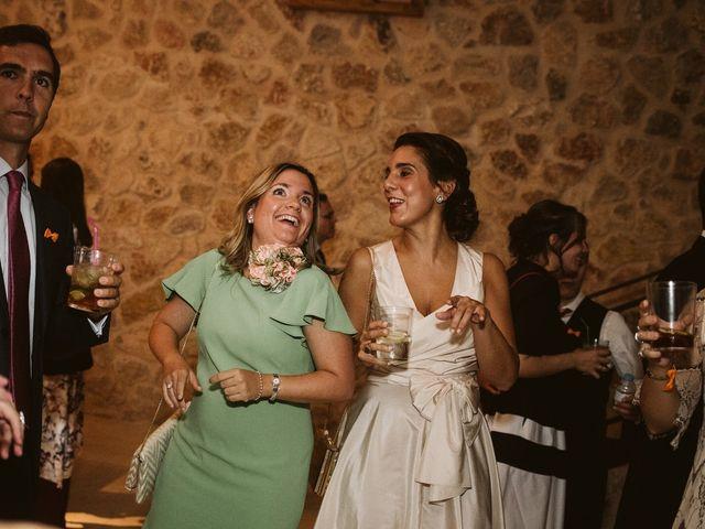 La boda de Gonzalo y Paloma en Belmonte, Cuenca 116