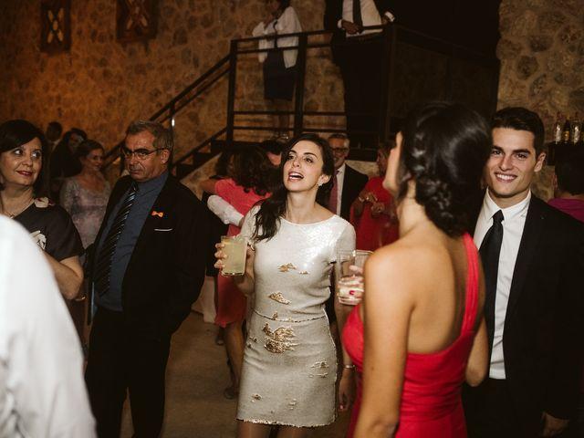 La boda de Gonzalo y Paloma en Belmonte, Cuenca 120