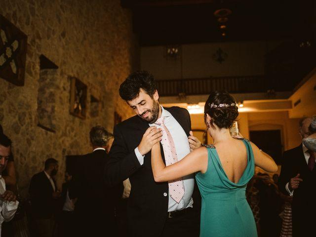 La boda de Gonzalo y Paloma en Belmonte, Cuenca 124