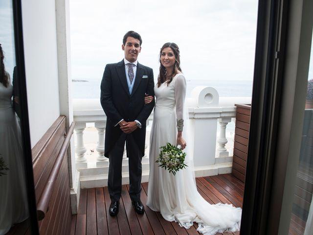 La boda de Alberto y Henar en Santander, Cantabria 8