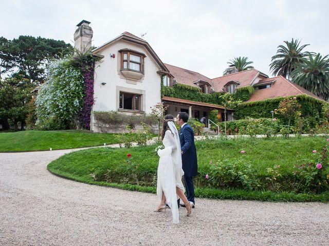 La boda de Alberto y Henar en Santander, Cantabria 23