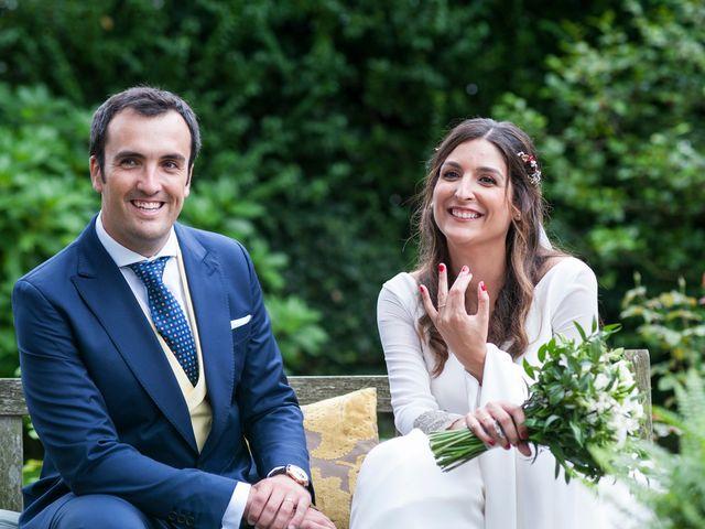La boda de Alberto y Henar en Santander, Cantabria 26