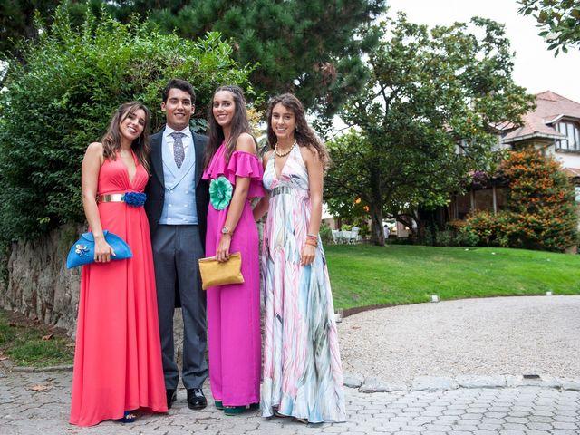La boda de Alberto y Henar en Santander, Cantabria 30
